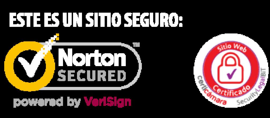 Certificado Norton Sitio Seguro
